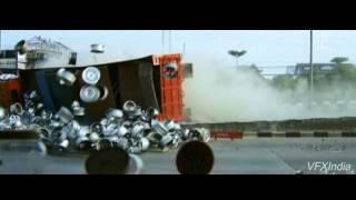 Blue - VFX - Blue (Hindi Movie - 2009) - Must Watch