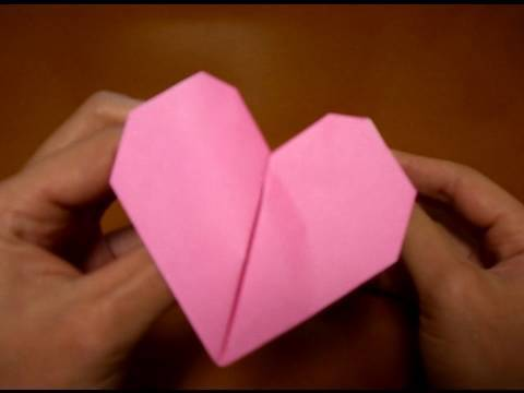 origami beating heart Music Videos