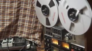 Stoner Doom Drone guitar Reel to Reel recording