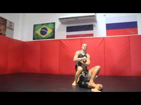 Sambo Technique - Sambo Throw to Kimura with Samboformma.com Silviu Vulc Image 1