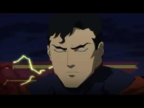 Супермен против Флэша и Чудо женщины (Лига справедливости против Юных титанов 2016