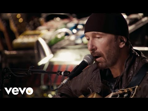 U2 – Love Is Blindness (Edge's Solo Performance)