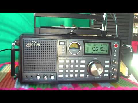13610 kHz China Radio International Chinese Language