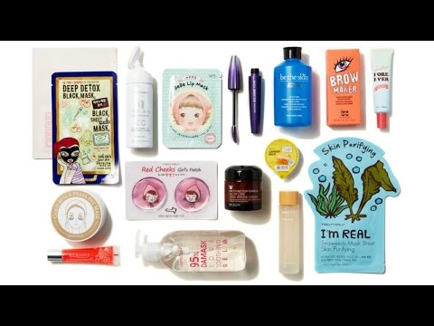 Korean Beauty Products | Canvas Fashions - South African Beauty Blogger