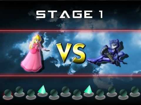 Super Smash Bros. Crusade v0.8(Classic runthrough Part one)