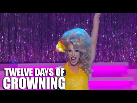 Alaska's Audience Warm Up - RuPaul's Drag Race Reunited Countdown to the Crown