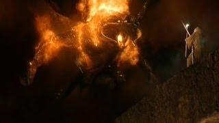 Le Seigneur Des Anneaux 1 - La Chute De Gandalf (Scène Mythique)