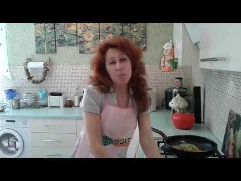 овощи как гарнир или папарделле из кабачков