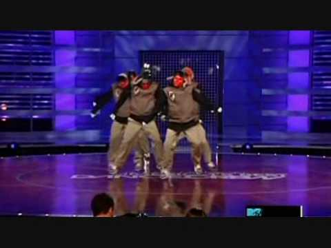 Jabbawockeez - Abdc Week 7 video