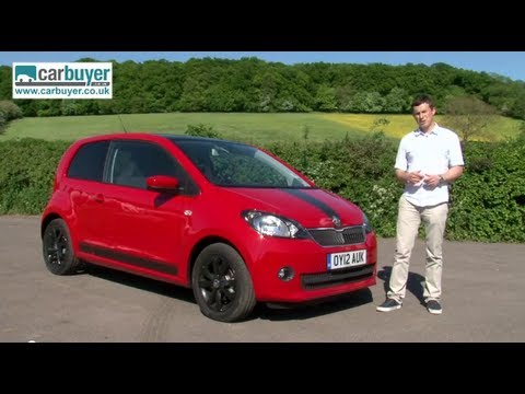 Skoda Citigo hatchback review - CarBuyer