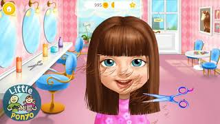  Sweet Baby Girl Summer Fun 2   Makeover Dress Up Kids Games   Take Care of Animals Games For Kids
