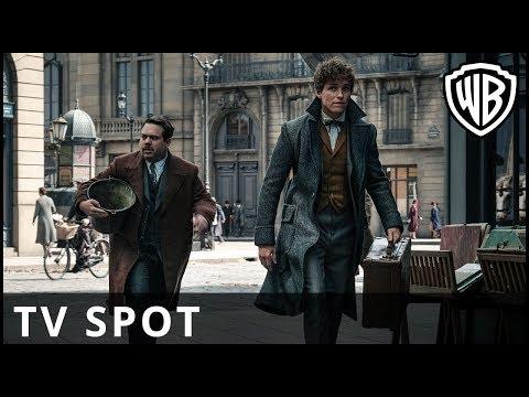 Fantastic Beasts: The Crimes of Grindelwald - Hunt TV Spot - Warner Bros UK
