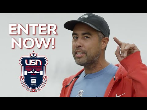 ENTER NOW! The 2021 USA Skateboarding National Championships