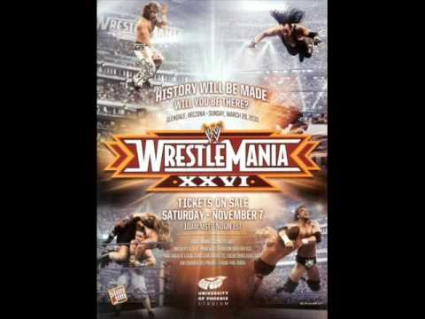 Wrestlemania 26 2nd theme (ACDC-Thundershock).wmv