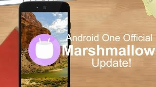 Micromax Android One Official Android 6.0 Marshmallow OTA Update