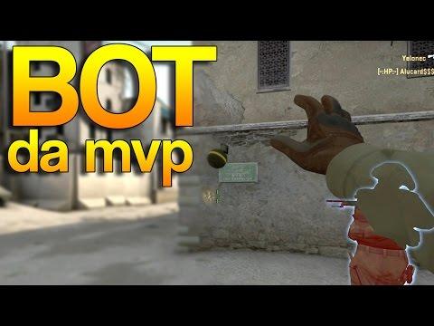 how to kick bots from cs go server