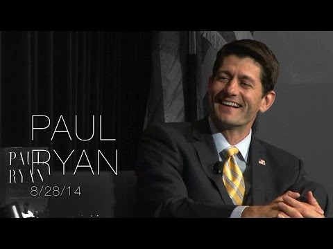 A Reagan Forum with Paul Ryan — 8/28/14