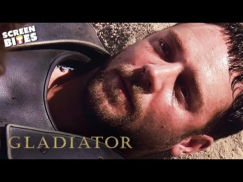 Gladiator | The Death of Maximus | Russell Crowe