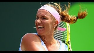 2016 Miami Open Round of 16 | Svetlana Kuznetsova vs Serena Williams | WTA Highlights