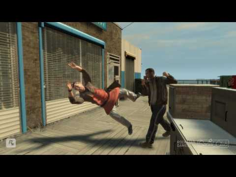 GTA4: FIGHTING TECHNIQUES Image 1