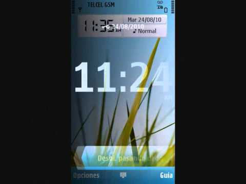 REVIEW Nokia C6 CFW Firmware para Nokia 5530/5800 haster_182