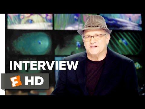 Finding Dory Interview - Albert Brooks (2016) - Ellen DeGeneres, Diane Keaton Movie HD