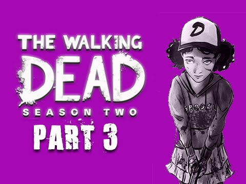 The Walking Dead Season 2 Episode 4 Walkthrough Part 3 - Slapsgiving