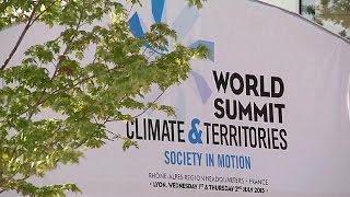 Yerel Yönetimler Iklim Değişikliğini Masaya Yatırdı