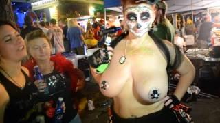 Fantasy Fest: Sideshow Boobies