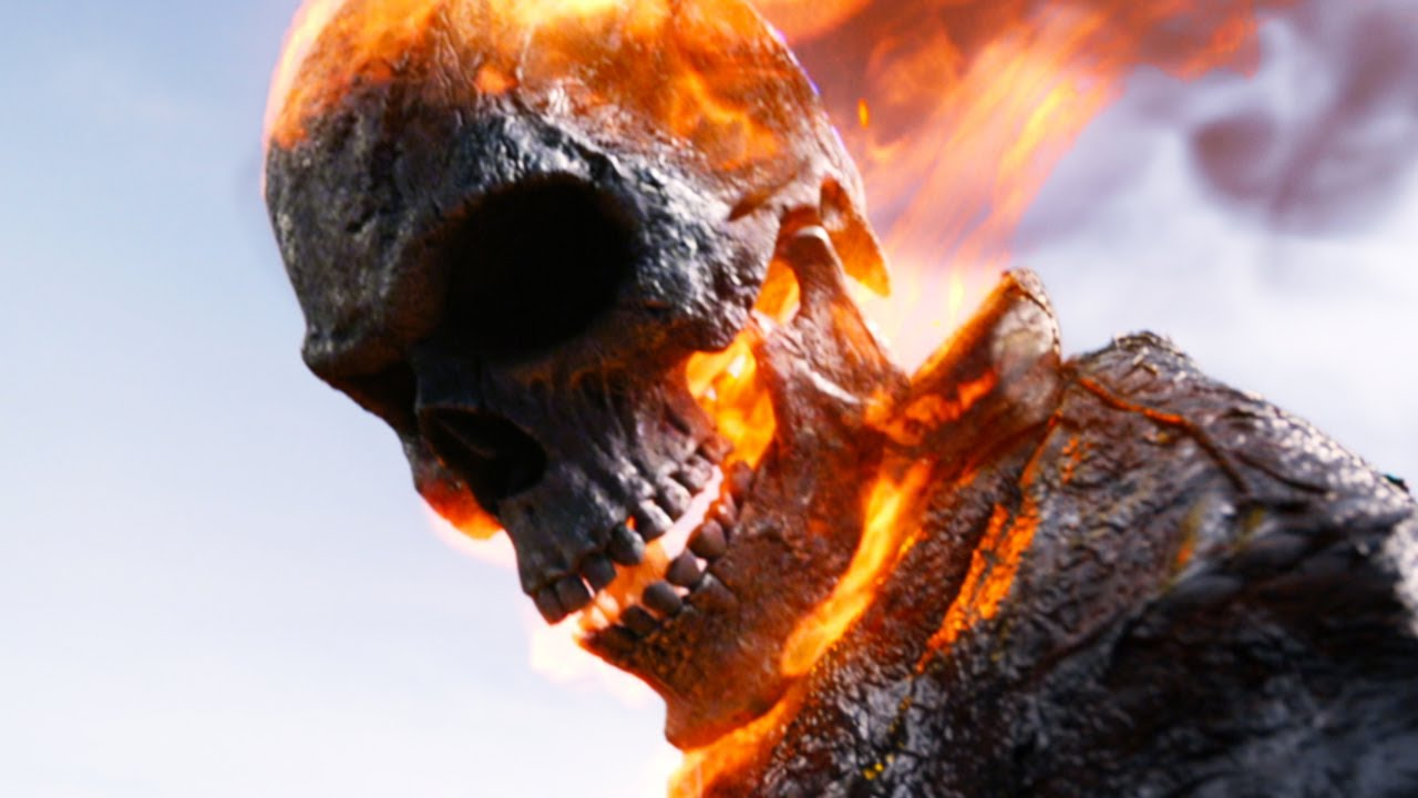Ghost Rider 2 Pictures Ghost Rider 2 Trailer 2012