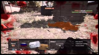 Battlefield  4  Multiplayer Match #2 PS3
