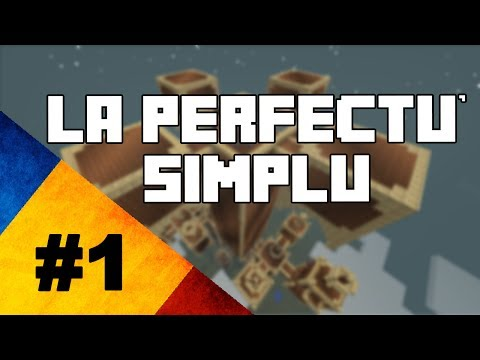 [ro] S3E1 - Minecraft La Perfectu' Simplu - Resonant Rise Modpack