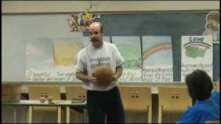 James Naismith in The Invention of Basketball