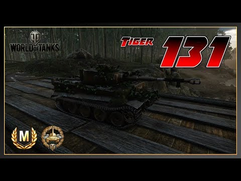 World of Tanks // Tiger 131 // Ace Tanker // High Caliber // Xbox One