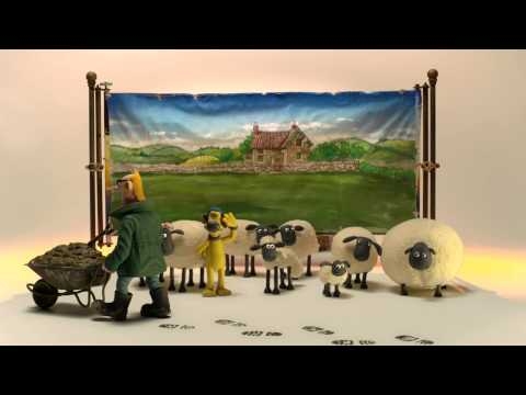 Shaun The Sheep Movie Teaser Trailer video