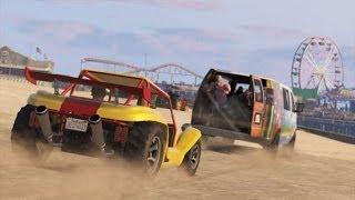 Grand Theft Auto 5 Multiplayer - Part 26 - Beach Bum DLC (GTA Online Let's Play)