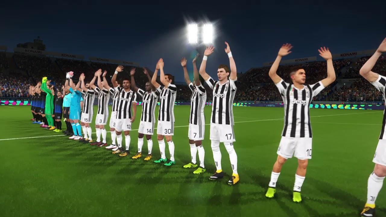 Diretta Atalanta Vs Juventus Hd Streaming Link In Descrizione Youtube