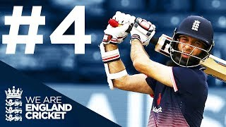 Moeen Ali Hits Incredible 102 Off 57 Balls! | England vs West Indies - Bristol 2017 | #4