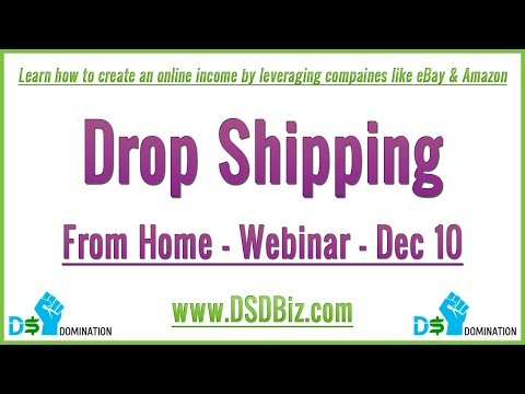 DS Domination | Drop Shipping from Australia, Europe, UK, Ca