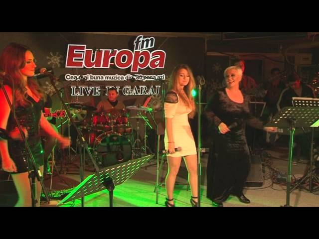 Monica Anghel & Elena Radu - Sway (LIVE in Garajul Europa FM)