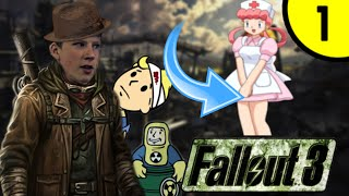 Fallout 3 Playthrough Deel 1 - VAGINA
