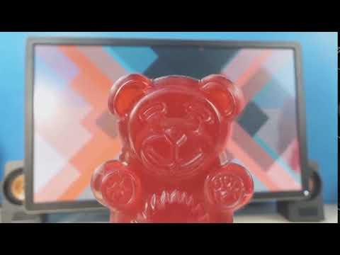 Желейный медведь Валера прощается?