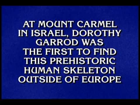 IBM's Watson AI Jeopardy practice match