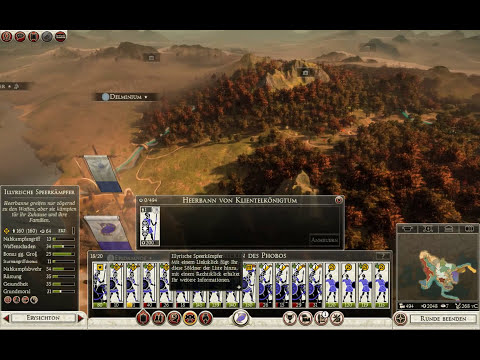 Let's Play Rome 2 Total War (in German) mit den Athenern # 06