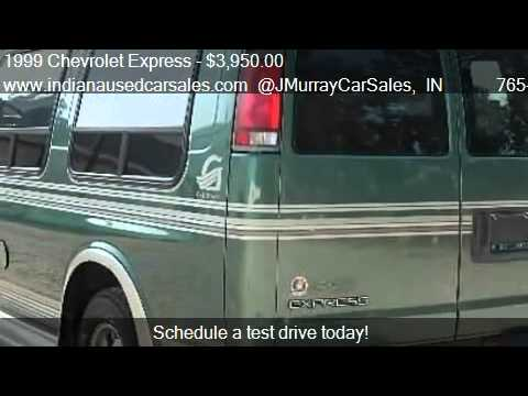 1999 Chevrolet Express Van - for sale in LAFAYETTE, IN 47905
