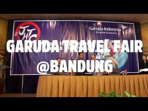 Video travel fair bandung 2015