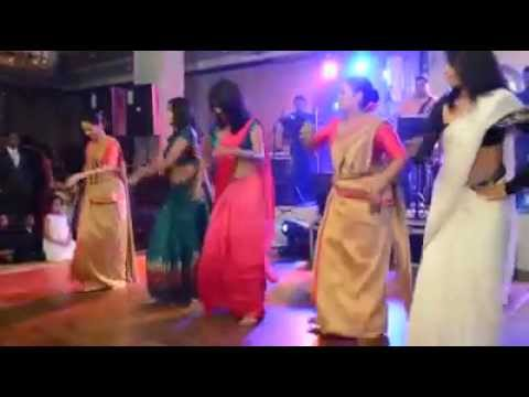 Sri lankan sexy surprise dance at a wedding