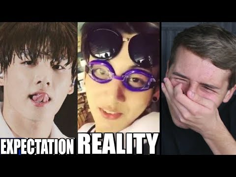 Bts expectation vs reality Reaction #3
