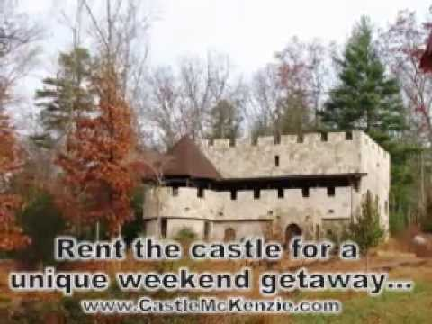 Castle McKenzie, Murphy, NC Vacation Rental by the day, week, or lifetime... Castle For Sale or Rent