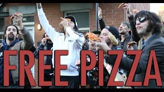 [Les Bums - FREE PIZZA] Video
